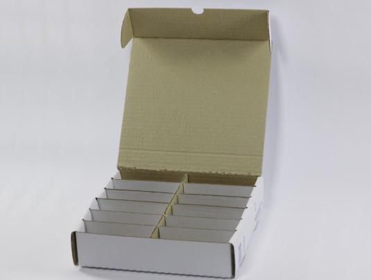 Arquivos de lâminas e blocos histológicos